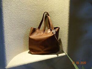 FRYE CARSON LARGE LEATHER TOTE BAG NEW WITH TAGS