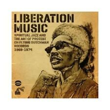 LIBERATION MUSIC-SPIRITUAL JAZZ AND THE ART OF PROTEST ON FLYING D...  CD NEU