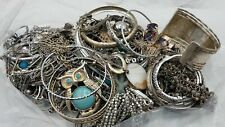 Silver Tone Wearable Jewelry Lot MM0015
