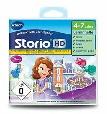 >> VTech Storio VTech 80-272004 - Lernspiel für Tablet - Sofia die Erste (TV) >>