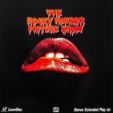 THE ROCKY HORROR PICTURE SHOW ~ STEREO EXTENDED PLAY ~ LASERDISC ~ LVD
