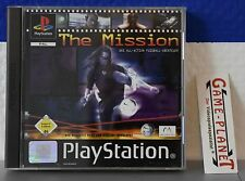 The Mission - Nike OVP Sony Playstation 1 P1 PSX Pone neu New Box 1-2 Player