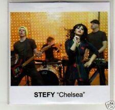 (D402) Stefy, Chelsea - DJ CD