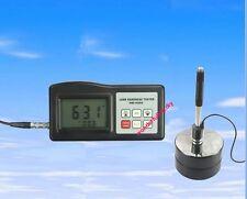 Portable Rebound Leeb Hardness Tester Meter Durometer for Metal Steel HM-6560