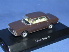 LA LANCIA 2000 BERLINA BROWN PARIOLI 1:43 STARLINE