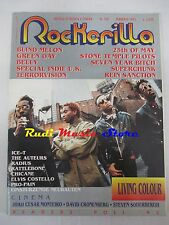 rivista ROCKERILLA 150/1993 Living Colour Green Day Blind Melon Superchunk No*cd
