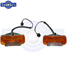 1965 Chevelle & El Camino Parking Lamps Pair New 65