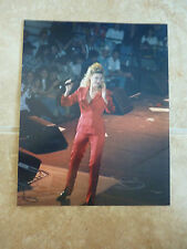Faith Hill Live 8x10 Country Music Photo Picture