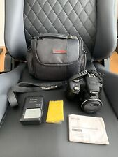 Canon PowerShot SX50 HS 50X Zoom 12MP Camera Charger Battery Case FREE SHIP!