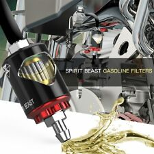 SPIRIT BEAST Motorcycle Oil Fuel Filter Petrol Diesel Gas Scooter Motocross