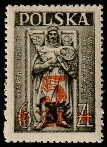 Poland #Mi454a-Mi454b MNH Henry Breslau Church Holy Cross