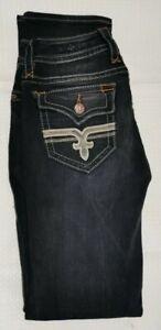 Rock revival Jeanshose Damen W29
