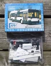 moderner Oberleitungsbus Skoda 21 Tr  1:87