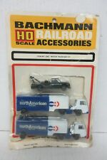 Bachmann HO Scale Railroad Accessories Motor Truck Set 1 North American Van Line