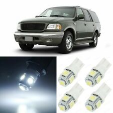 16 x Xenon White Interior LED Lights Package For 1997-2002 Ford Expedition +TOOL