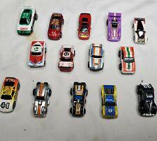 Vintage Micro Machines Stock & Race Car Lot