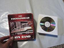 The Fountainhead by Ayn Rand 26 CDs
