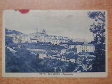 CARTOLINA vecchia foto d epoca VIETRI SUL MARE PANORAMA 1937 Salerno veduta di