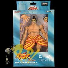 "STREET FIGHTER Revolution E. HONDA 6"" Action Figure SOTA Player 2 VARIANT Rare!"