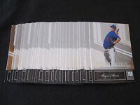 B10) Lot of 25 2007 Donruss Elite Extra Edition Bryan Morris RC Rookie Card #10