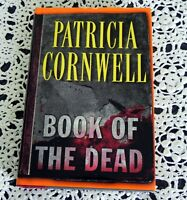 Book of the Dead by Patricia Cornwell SIGNED 1st Edition 1st Printing Hardcover