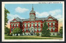 C1960s: Main Building, Southern Illinois University, Carbondale, USA