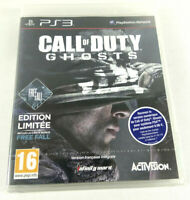 Jeu Playstation 3 PS3 VF Call of Duty Ghosts Neuf et scelle  Envoi rapide suivi