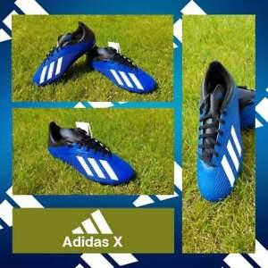 NEW! Men's Adidas X 19.4 Flexible Ground Football Boots - Various Sizes