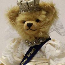 Queen Victoria Jubilee Edition Teddy Bear limited edition by Hermann Spielwaren