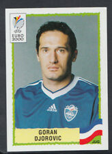 Panini UEFA Euro 2000 Football Sticker - No 215 - Goran Djorovic (S703)