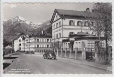 AK Badgastein, Erholungsheim der ÖBB, um 1955