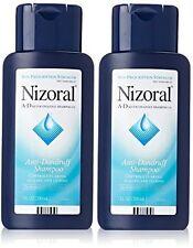 2 Pack Nizoral A-D Anti-Dandruff Ketoconazole 1% Shampoo - 7 oz (200 mL)