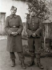 WW2 Photo WWII Young German Soldiers   World War Two Wehrmacht Germany  / 2502