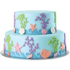 Wilton FONDANT and GUM PASTE Mold Cake Decorating SEA LIFE Designs Silicone