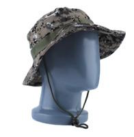 Military Cap Unisex Bucket Hat Women Men Fishing Wide Military Cap Sun Casual