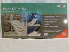 Solvit PetSafe PupStep Plus Pet Stairs, Foldable Steps for Dogs and Cats $180