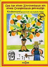 Opa hat einen Zitronenbaum mit einem Orangebaum gekreuzigt!