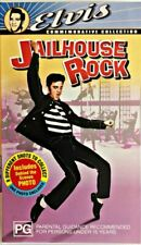 ELVIS PRESLEY VHS VIDEO JAILHOUSE ROCK