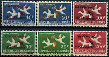 Guinea 1962 SG#343-8 The Conquest Of Space MNH Set #D58795