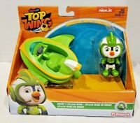 Nick Jr. Top Wing Brody's Splash Wing Figure and Vehicle Playskool NEW