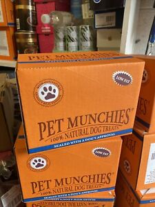 pet munchies training treats Venison 16 X 50grams