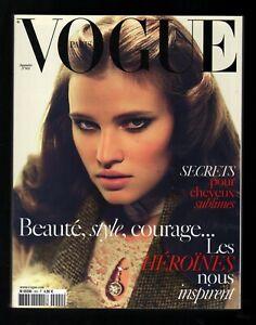 VOGUE PARIS MAGAZINE  2009 No 900