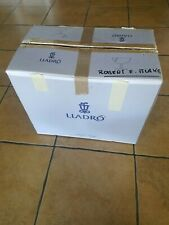 Lladro Glazed Sculpture #5966 Flowers Forever Jose Puche - Box ONLY