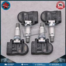 For 16-20 JEEP GRAND CHEROKEE SRT Set of 4 Tire Pressure Sensor TPMS 68252495AC