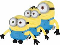 Minions Bob Stuart Kevin Microwavable Heatable Soft Toy Lavender Scented Cuddly