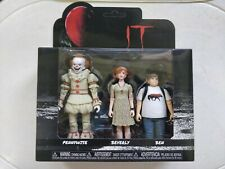 Funko 3.75 Re-Action - IT 3-Figure Pack - Pennywise Beverly Ben