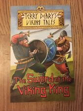 The Sword of the Viking King by Terry Deary (Paperback, 2010) New Book
