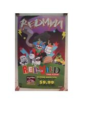 Redman Poster  Red Gone Wild Mint