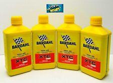 4LT Olio motore Bardhal XTC C60 10W - 40