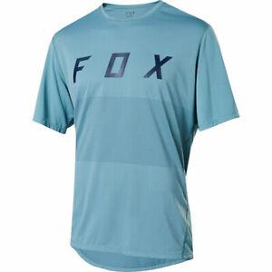 Fox Racing Ranger s/s Short Sleeve Fox Jersey Light Blue